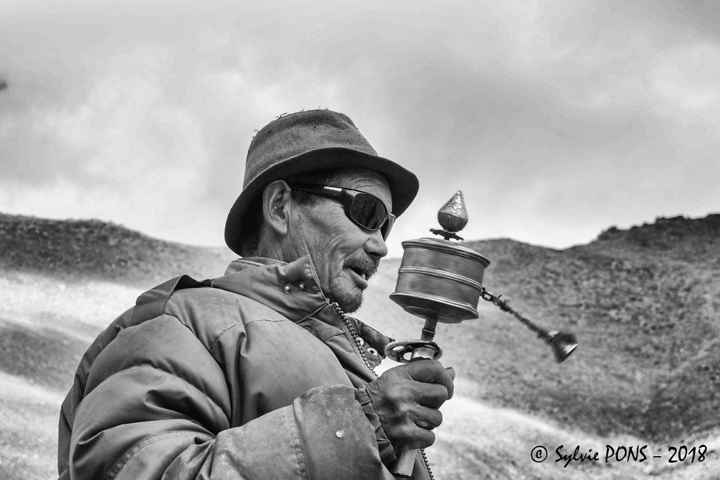 Ladakh 2018 noir et blanc