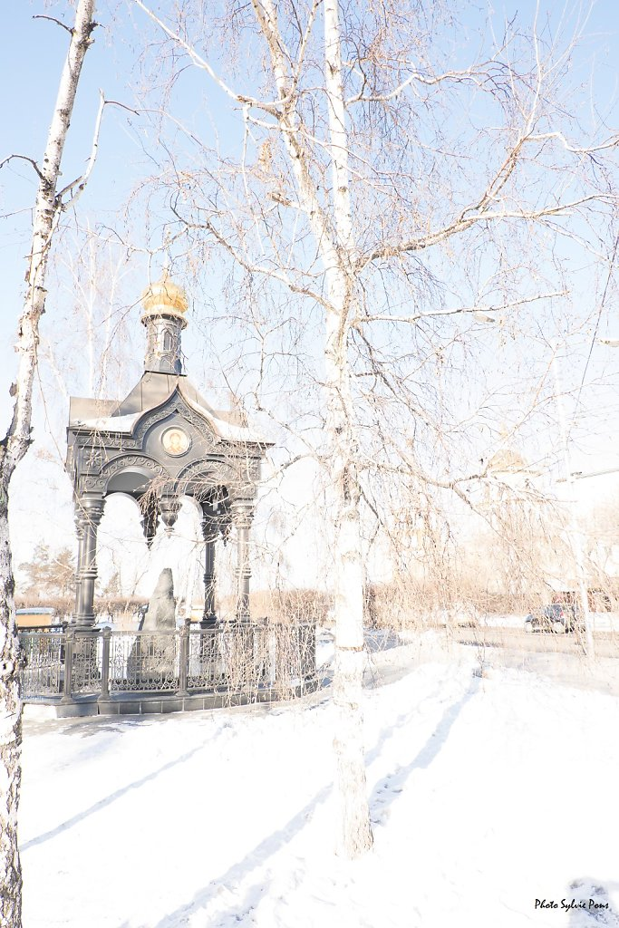 Baïkal - Irkoutsk